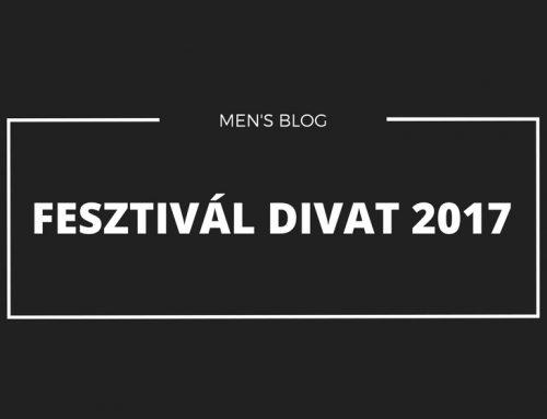 Fesztivál divat 2017