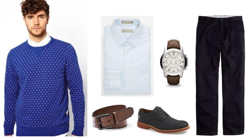 308dbfd9d7 Három módja a pöttyök viselésének - Men's Shop webshop