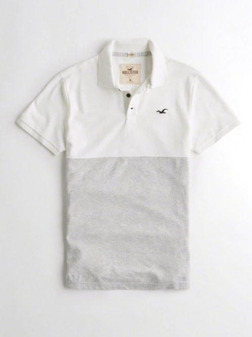 5748bc4fd4 Galléros pólók | Hollister, Abercrombie | Men's Shop férfi ruha webshop