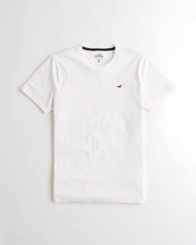 936c16c89d HOLLISTER póló – környakú, fehér (S)