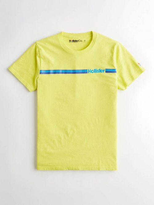 a132dff0dd Környakú pólók | Hollister, Abercrombie | Men's Shop férfi webshop