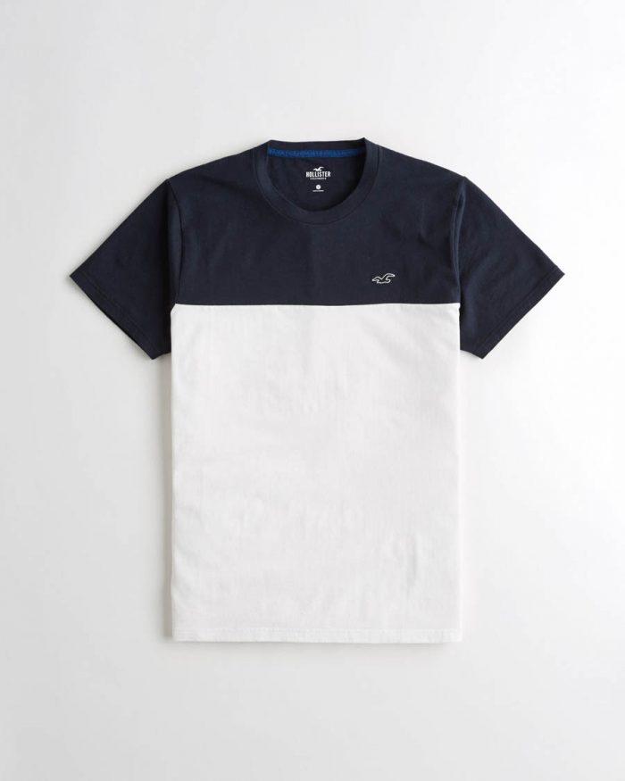 9d7593bec3 Hollister póló - színtömbös (XS-XXL) - Men's Shop webshop